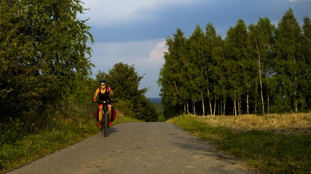 żarki, ścieżka rowerowa, pilegrzymka rowerowa